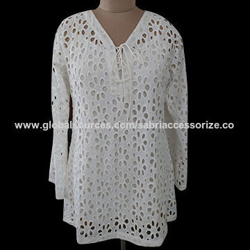 Cotton Laces Kurti