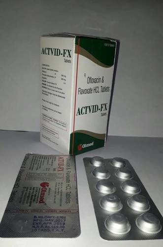 Actvid-FX Tablets
