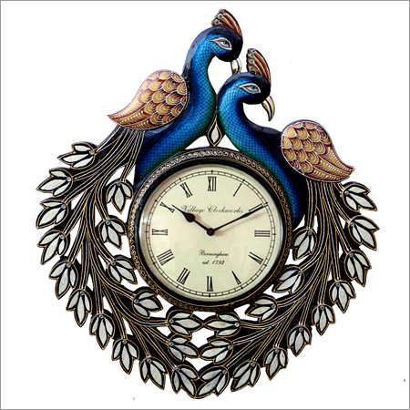 Vintage Clock Decorative Wall Clock