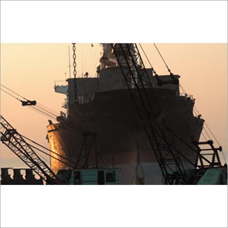 Ship Dismantling Services