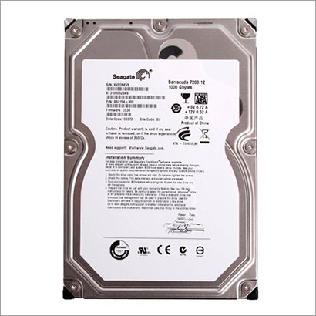 Segate Internal Hard Disk