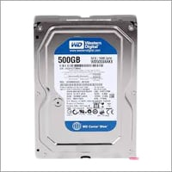Wd 500 gb Internal Hard Disk