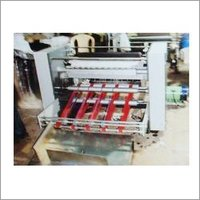 Paper Plate Roll To Sheet Cutting Machine