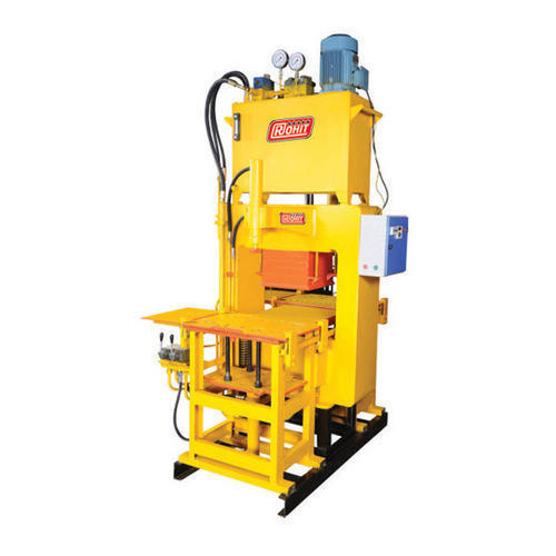 Manual Fly Ash Bricks Making Machine