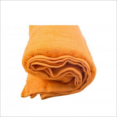 Jums Cotton Jumbo Bath Towel - Yellow