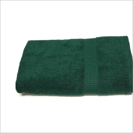 Jumbo 36 x 72 Size Cotton Bath Towel - Green