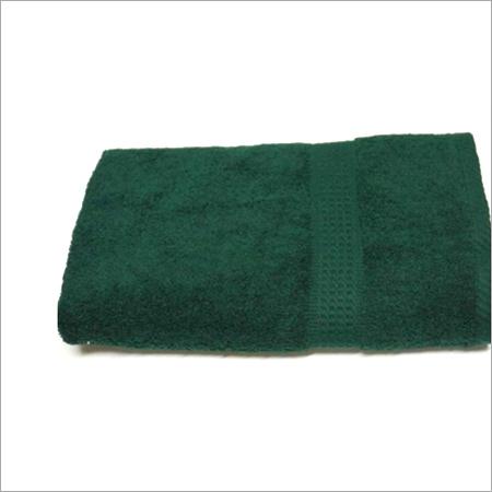 Jumbo 36 x 72 Size Cotton Bath Towel - Green
