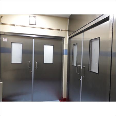 SS OT DOUBLE DOORS