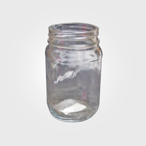 Designer Glass Candle Jar