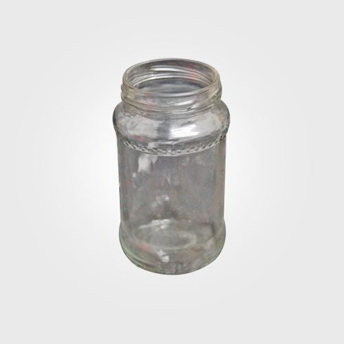 Studio Glass Candle Jar