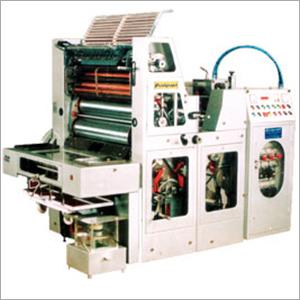Sheet Fed Machine