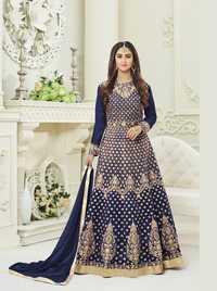 Designer Handwork Anarkali Suit