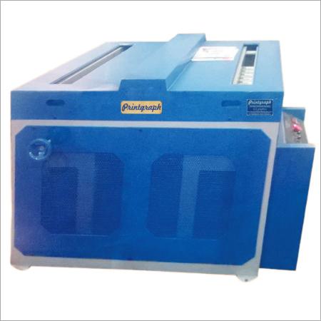 Hydraulic Edge Squaring Machine - PLC Controlled