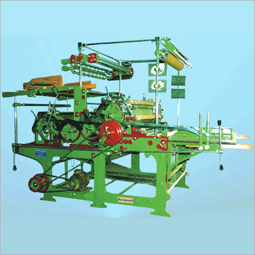 Double Sided Disc Ruling Machine