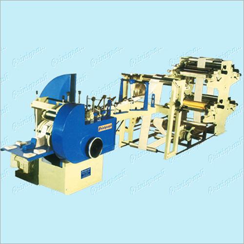 Paper Bag Making Machine - Automatice