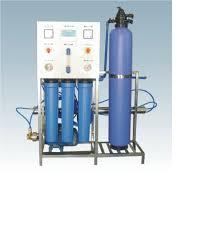 100 LTR Commercial RO Plant