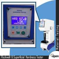 Digital Rockwell & Superficial Hardness Tester