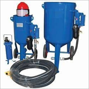 Shot Blasting Equipment
