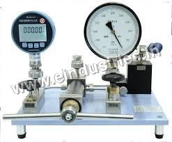 Pressure Gauge Calibration Services