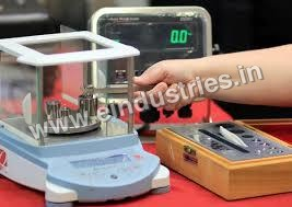 Weighing Scales Calibration Services