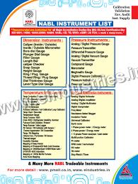 NABL Calibration Service In Ahmedabad
