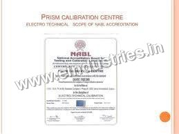 NABL Approved Lab Services