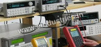 Lab Instrument Calibration