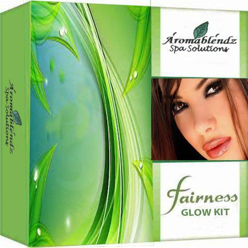Aromablendz Face Treatment Kit