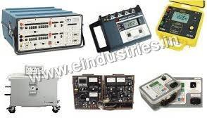 Test Instrument Calibration Services