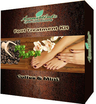 Aromablendz Spa Combo Product Kits