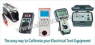 Testing Equipment Calibration