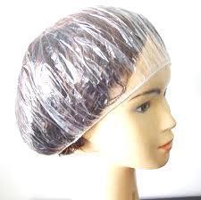 Aromablendz Plastic Shower Cap