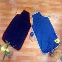 Aromablendz Disposable Plastic Aprons