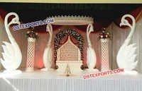 Arabian Style Wedding Stage