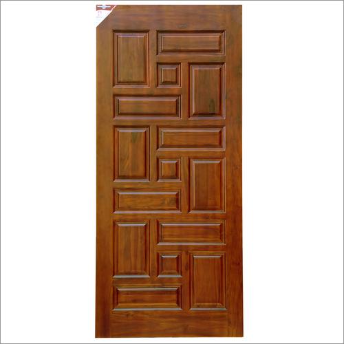 Teak Panel Wood Doors