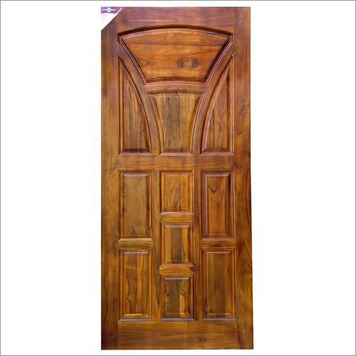 Teak Multi Panel Doors