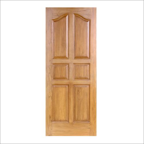 Teak wooden Panel Doors