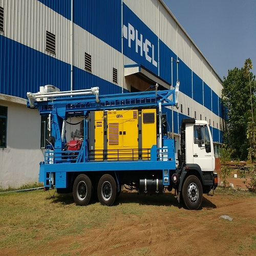Borewell Drilling Truck