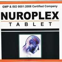 Ayurvedic Herbal Tablet For conclusive aliments - Nuroplex Tablet