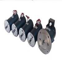 PMDC Geared Motor