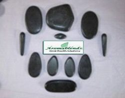 Aromablendz Hot Stone Set 11 Pieces