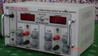 0-15V/1A dual output DC power supply