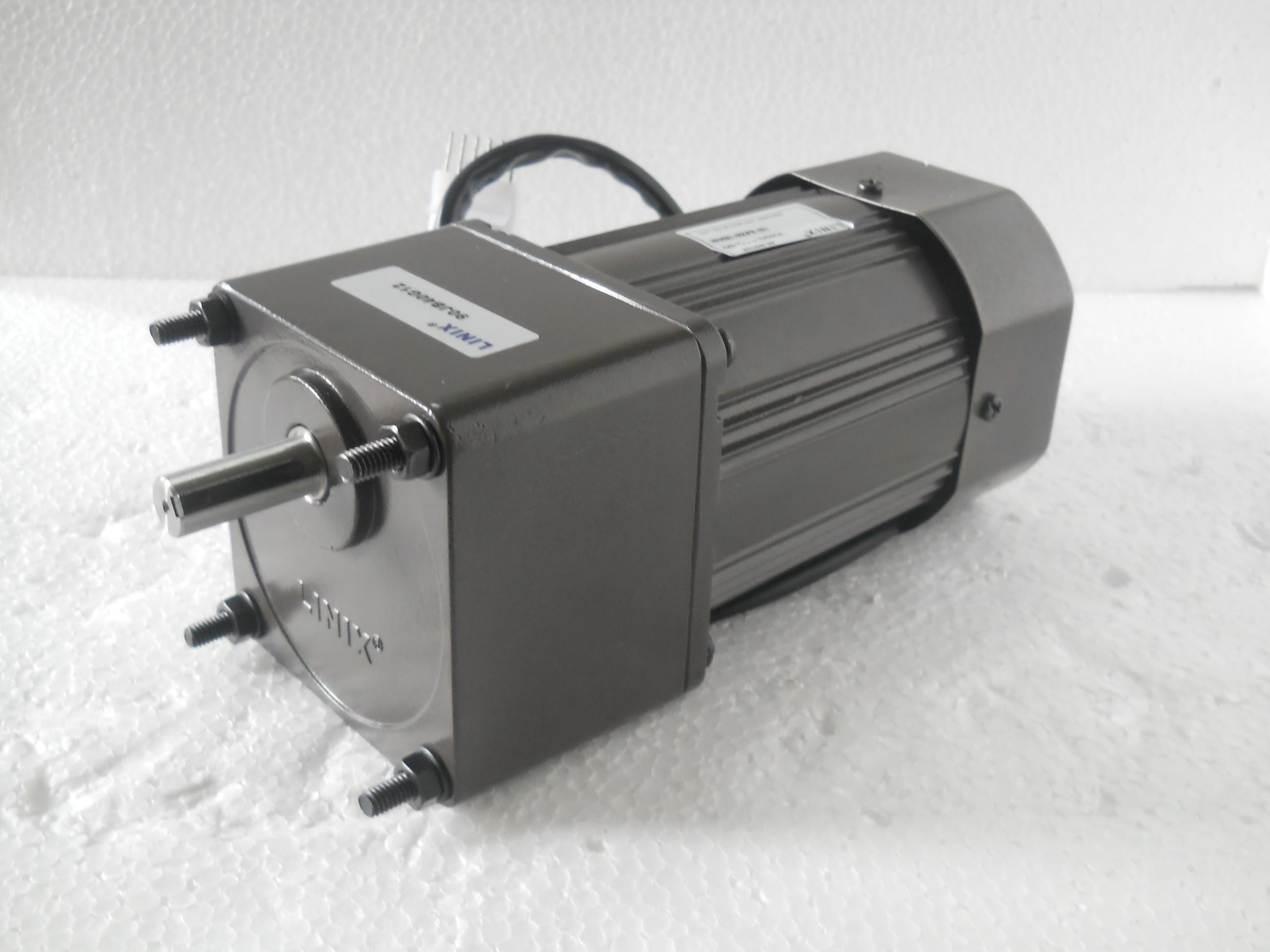 Helical Worm Geared Motor