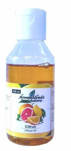 Aromablendz Citrus Diffuser Oil