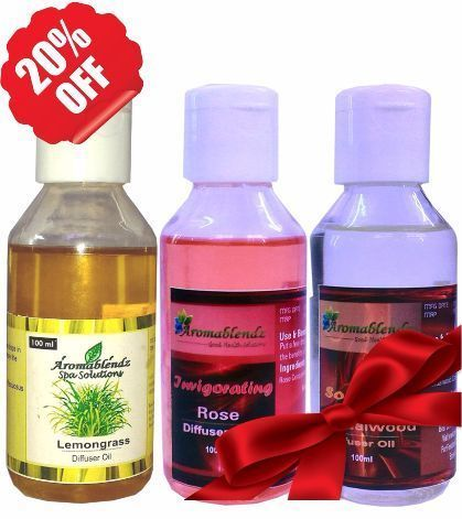 Aromablendz Diffuser Oils