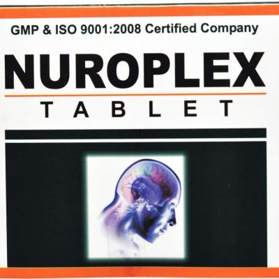 Herbal & Ayurvedic Tablet For Neurological - Nuroplex Tablet