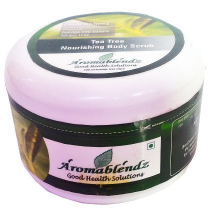 Aromablendz Tea Tree Body Scrub