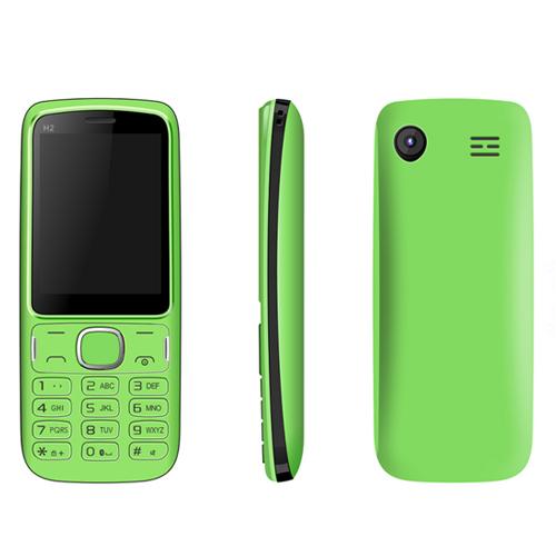 W01 - 2.4 Inch Bar Phone