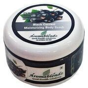 Aromablendz Black Current Moisturizing Body Scrub