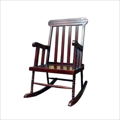 Designer Wooden Rocking Chair